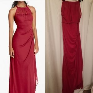 Apple bridesmaid dress